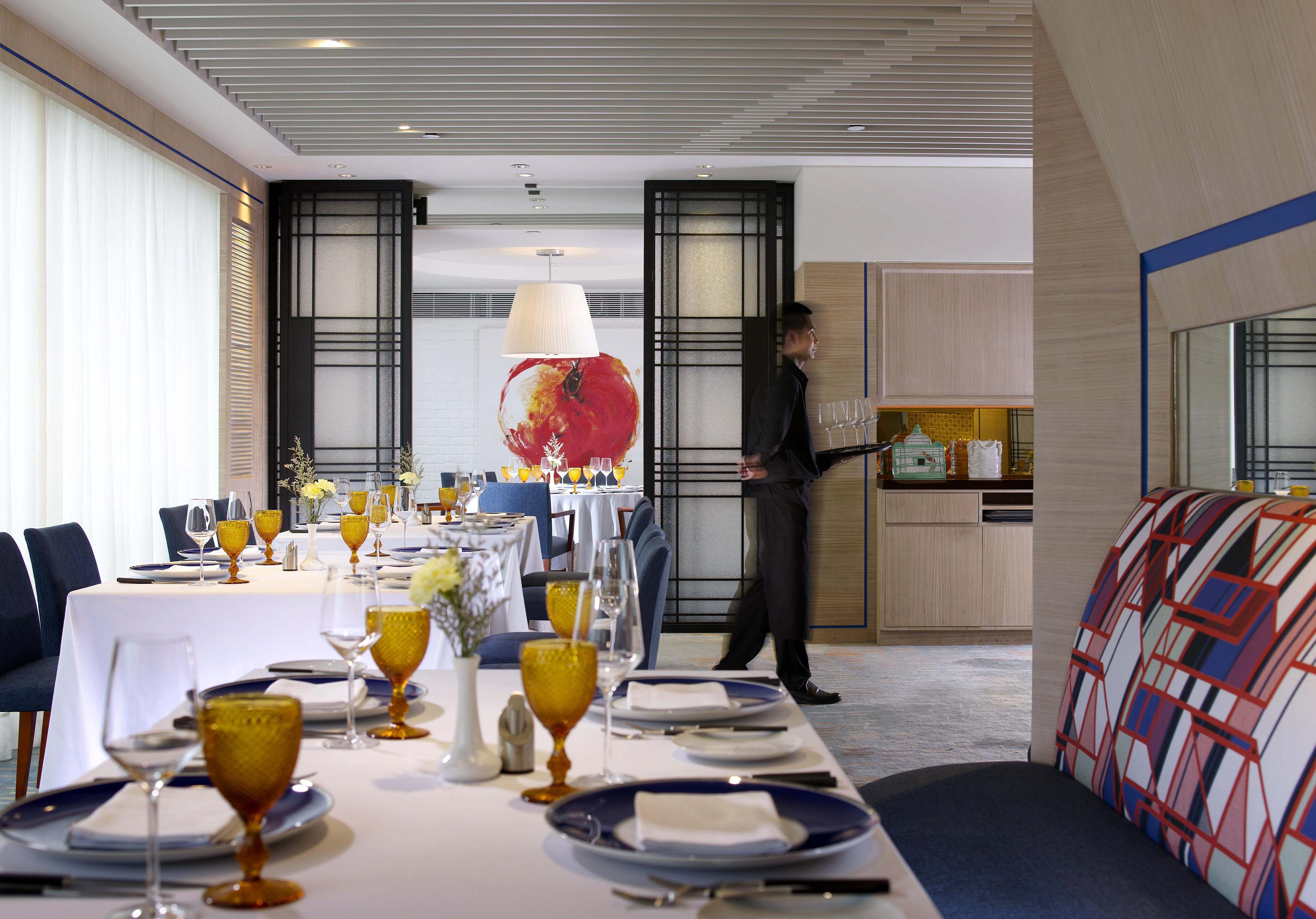 澳門皇都酒店花道葡萄牙餐廳